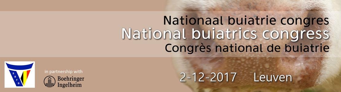 National buiatics congress - Nationaal buiatrie congres - Congrès national de buiatrie