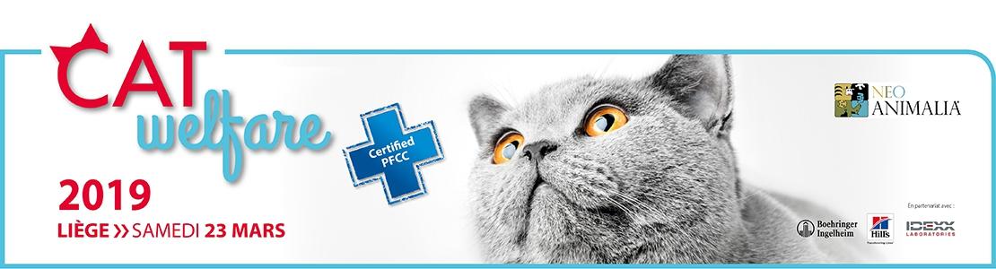 Cat Welfare 2019 Liège